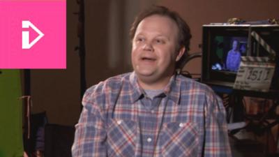 Something Special - Justin Fletcher: behind the scene interviews