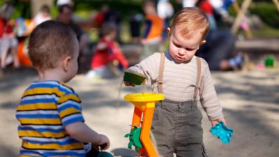 Time for School  - Child development: your 3-4 year old