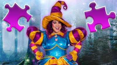 CBeebies Hansel & Gretel - Hansel & Gretel Jigsaw