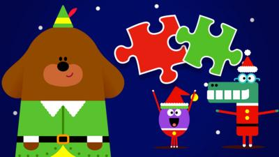 Hey Duggee - Hey Duggee Christmas Jigsaw