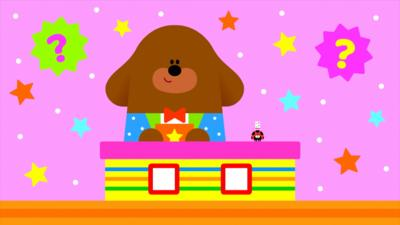 Hey Duggee - Game Show Quiz