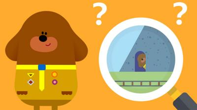 Hey Duggee - Hey Duggee Hide and Seek