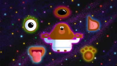 Hey Duggee - Learn the Five Senses with Duggee