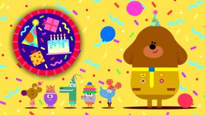 Hey Duggee - Celebrate Hey Duggee's Birthday