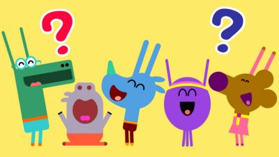Hey Duggee - Which Squirrel Are You?