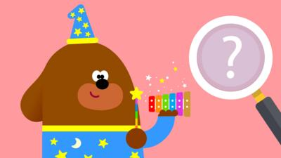 Hey Duggee - Hey Duggee Spot the Difference