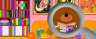 Play Hey Duggee Spot the Difference