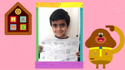Hey Duggee - Hey Duggee's Stay at Home Heroes Gallery