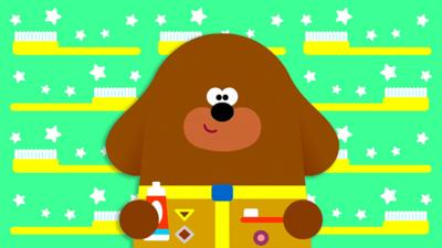 Hey Duggee - The Toothbrush Song