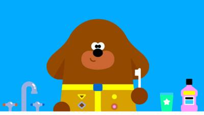 Hey Duggee - Toothbrush Reward Chart