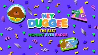 Hey Duggee - Winning moments have been announced!