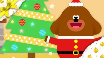 Hey Duggee - Hey Duggee Christmas Tree Decorator