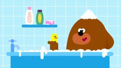 Hey Duggee -  Bath Time Song