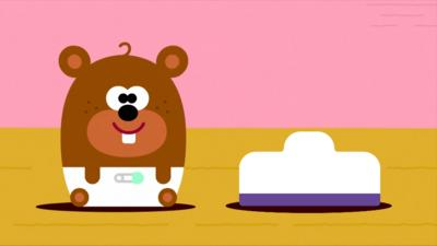 Hey Duggee - Potty Song