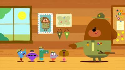 Hey Duggee - Isn't It Time For... Hey Duggee?
