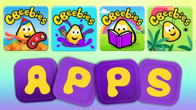 How to get CBeebies apps