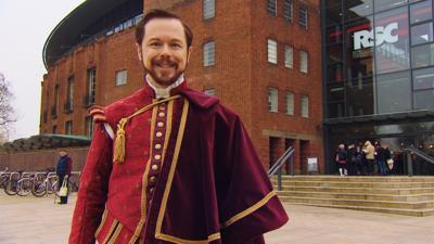 CBeebies A Midsummer Night's Dream - Who is William Shakespeare?