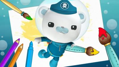 Octonauts - Octonauts Make a Picture