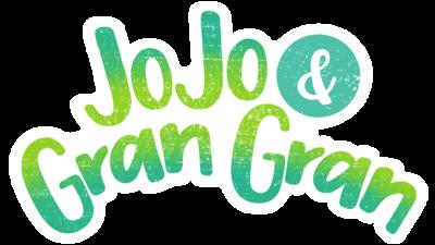 JoJo and Gran Gran logo.