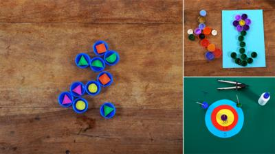 Junk Rescue - Brilliant games and fun from old bottle tops