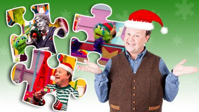 Justin's House - Justin's House Christmas Jigsaw