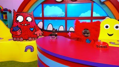 Love Monster - Dodge and Katy's Love Monster Song