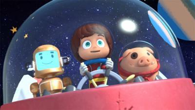 Space - CBeebies - BBC