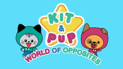 Kit & Pup - New Kit & Pup game