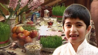 Let's Celebrate - Norouz