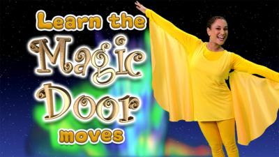 Magic Door - Northern Lights - Learn the Moves