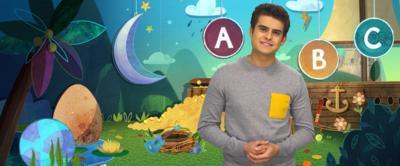 Magic Hands ABC Game