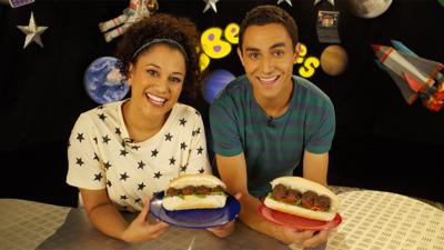 CBeebies House - Meaty Meteors