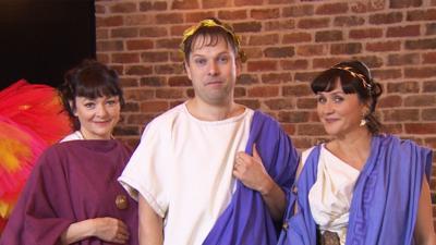 CBeebies A Midsummer Night's Dream - Meet the Athenians