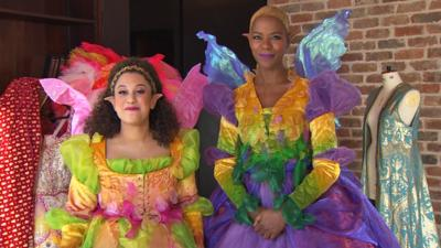CBeebies A Midsummer Night's Dream - Meet Titania and Fairy