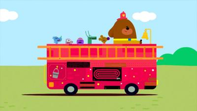 Hey Duggee - Meet Duggee and the Squirrels