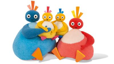 Twirlywoos - Meet the Twirlywoos