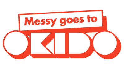 Messy Goes to Okido brand logo