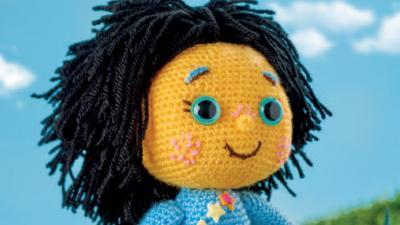 Moon and Me - Crochet Pepi Nana