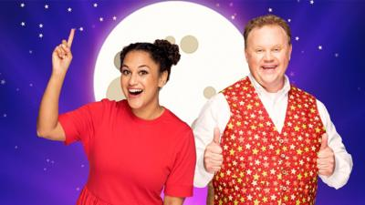 CBeebies Prom – Off to the Moon - CBeebies Prom Moon Rhyme