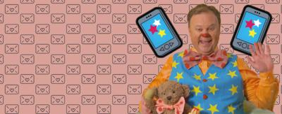 Send your images for Mr Tumble's What can you sign? song.
