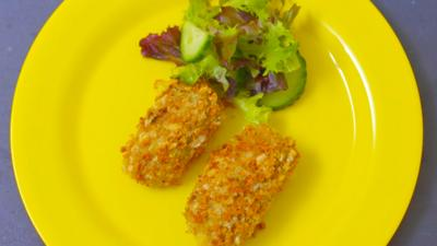 My World Kitchen - Welsh Glamorgan sausages recipe