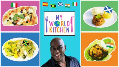 My World Kitchen - Simple but scrumptious recipes