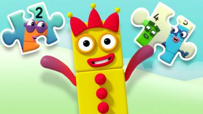 Numberblocks - Numberblocks Jigsaw