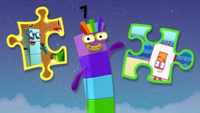 Numberblocks - Numberblocks Jigsaw