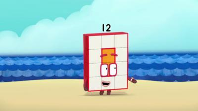 Numberblocks - Making rectangles