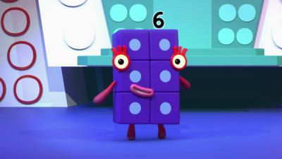 Numberblocks - Don't count, see the amount!