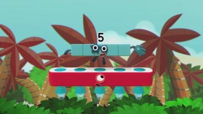 Numberblocks - Meet the One Times Table