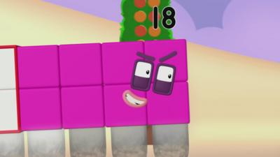 Numberblocks - Raining Twos