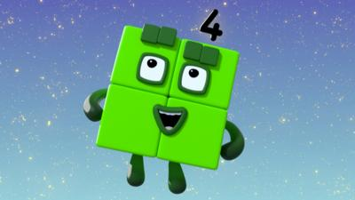 Numberblocks - Meet the Numberblocks