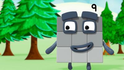 Numberblocks - The Nine Song